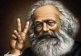 """Karl Marx era un burgués, al igual que su discípulo Engels; pero además, según este interesantísimo artículo, era """"un vago, un caradura, un ser irascible, ... - karl-marx"""