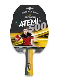 <b>Ракетка</b> для настольного тенниса <b>Atemi</b> 500 CV <b>Atemi</b> 5835287 в ...