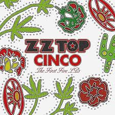 <b>ZZ Top</b> / <b>Cinco</b> No. 2: The Second Five LPs / 5LP vinyl box set ...