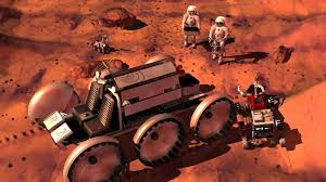 welcome to mars video for kids space camp