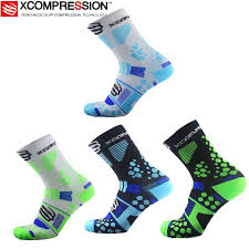 Men's <b>High quality Professional brand</b> sport socks Crew Bike ...