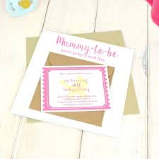 new mummy babysitting coupon congratulations card by chi chi moi new mummy babysitting coupon congratulations card