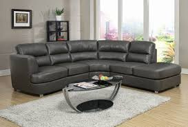 room black leather sofa rooms modern