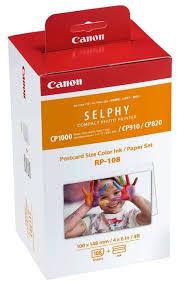 Купить <b>Набор</b> картриджей <b>Canon RP</b>-<b>108</b> (8568B001) по низкой ...