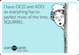 OCD Meets ADD: A Crafter's Confession via Relatably.com