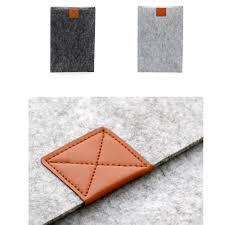Woolen <b>Felt</b> Envelope Laptop Sleeve Bag Case Skin (<b>10pcs</b>) For ...