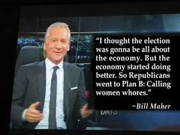 """Bill Maher, quote. """" I thought the election was going to all about ... via Relatably.com"""