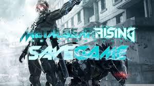 <b>Metal</b> Gear Rising Revengeance <b>100</b>% Save File <b>PC</b> - YouTube