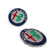 1pcs 3d zinc alloy s emblem stickers car tail window sticker decal badge styling for ford mondeo focus fiesta taurus