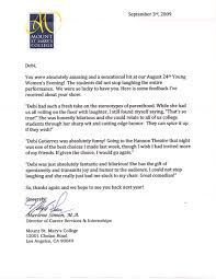 professional thank you letter for attending an event