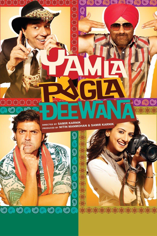 Download Yamla Pagla Deewana (2011) Hindi Movie 480p || 720p