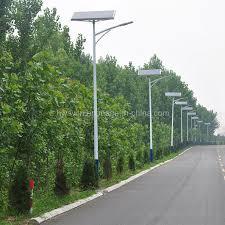China <b>5m 6m Light</b> Pole 20W 30W <b>LED Solar</b> Street <b>Light</b> - China ...