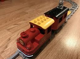 Обзор от покупателя на <b>Конструктор LEGO DUPLO</b> 10874 Поезд ...