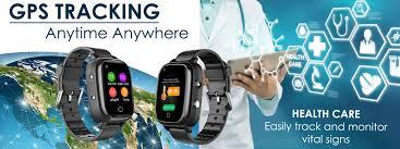 Big Battery Kids <b>Smart Watch</b> GPS Tracking System with Sos Call <b>D19</b>