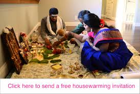 Indian Housewarming Invitation Wording, Griha pravesham invitation ...