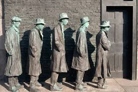 soup kitchens and breadlines pictures the great depression franklin delano roosevelt memorial washington d c the great depression soup kitchens breadlines