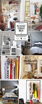 kitchen solution traditional closet: no closet solutions and storage ideas