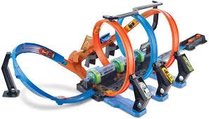 """<b>Игровой набор Hot Wheels</b> """"Винтовое столкновение"""" — купить в ..."""