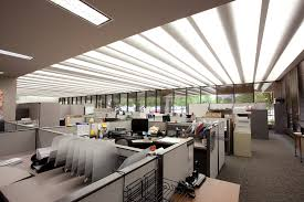 re lamping with energy efficient lighting best lighting for office