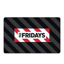 $25 TGI Friday's Gift Card - BJs WholeSale Club