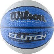 <b>Мяч баскетбольный WILSON Clutch</b> 295, р.7, резина, бутиловая ...