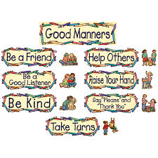 good manners at school clipart clipartfest tcr4297 good manners mini
