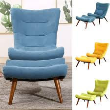 Sofas Yellow/Green/Blue Sofa <b>Single Seater</b> Guest Sleeper Tub ...