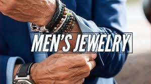 How to <b>Style</b>: <b>Men's</b> Jewelry || <b>Men's Fashion 2019</b> - YouTube