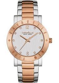 Наручные <b>часы Caravelle New York</b>. Выгодные цены – купить в ...