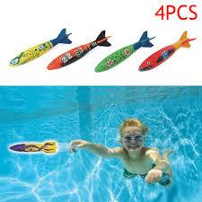 <b>4 Pcs</b>/Set Children <b>Torpedo</b> Toy Kid Rocket <b>Throw Torpedoes</b> ...