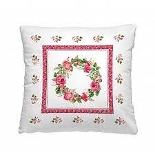 Купить <b>декоративные подушки</b> и наволочки с цветами в Москве ...