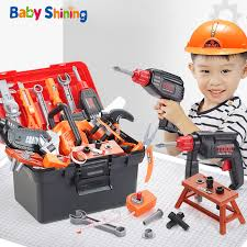 <b>Baby</b> Shining <b>42Pcs</b>/Set Repair Tool Play House <b>Toys</b> Model for ...