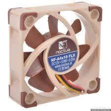 <b>Вентилятор Noctua NF</b>-<b>A4x10</b> FLX <b>40mm</b>, 3700-4500rpm (243595 ...