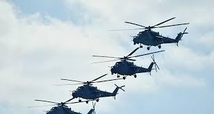 Россия поставила еще четыре вертолета <b>Ми</b>-<b>35М</b> в Узбекистан