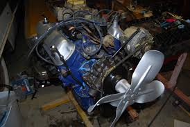 ford 289 overheating issues the h a m b heres the setup