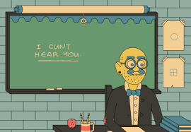 teachers talk about their most embarrassing classroom moments vice i wrote the word can t on the board but didn t close the top of the a all the way so it said cunt and i didn t realize it