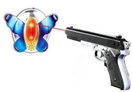 """Игровой набор из пистолетов """"<b>Лазерный бой</b> S.W.A.T."""" на ..."""
