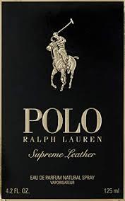 <b>Ralph Lauren Polo Supreme</b> Leather Eau de Parfum Spray for Men ...