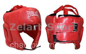 <b>Шлем</b> боксерский открытый PU ELAST (черный, <b>синий р</b>-<b>р S</b>, М ...