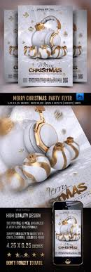 merry christmas flyer template by rembassio graphicriver merry christmas flyer template clubs parties events