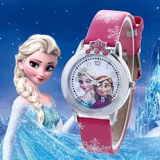 <b>Children Cartoon</b> Watch Princess <b>Watches</b> Girl <b>Kids Cute</b> Quartz ...