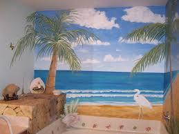beach theme bathroom decor