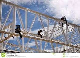 steel structure stock photos images pictures images construction welding workers stock photos