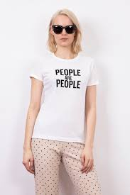 """<b>People Are People</b>"" T-Shirt 