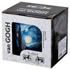 Купить Lefard <b>Кружка Звездная ночь (В</b>. Ван Гог) 420 мл синий по ...