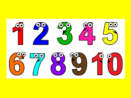 clipart number clipartfest counting numbers 1 to 10
