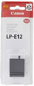 Buy <b>Canon LP-E12</b> Battery Pack Online at Low Price in India ...