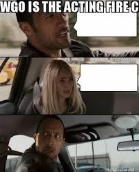 Meme Maker - WGO IS THE ACTING FIRE CHIEF CHIEF Meme Maker! via Relatably.com