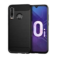 Противоударный <b>чехол для Huawei Honor 10i</b>, черный
