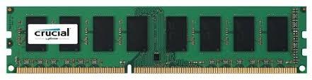 Оперативная <b>память</b> 4 ГБ 1 шт. <b>Crucial CT51264BD160BJ</b> ...